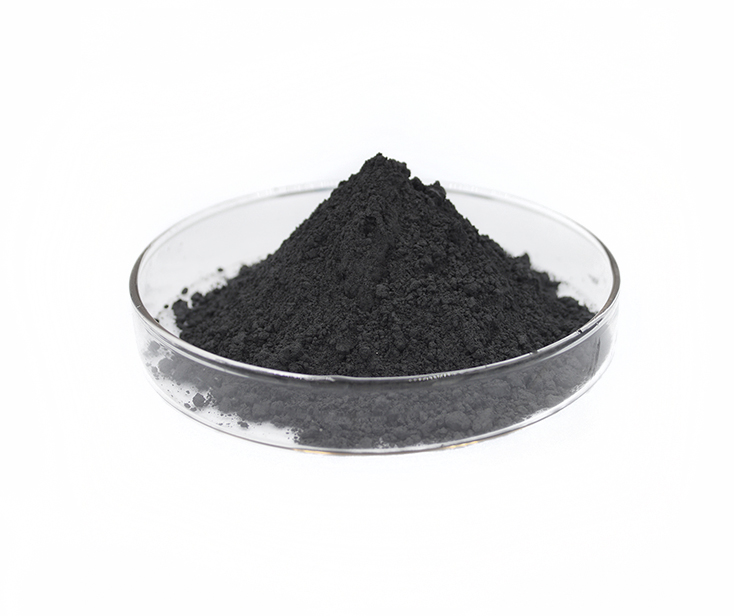 Solid solution powder of tungsten-titanium
